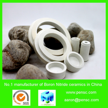 Factory produced Boron Nitride Ceramics For Reaction vessle