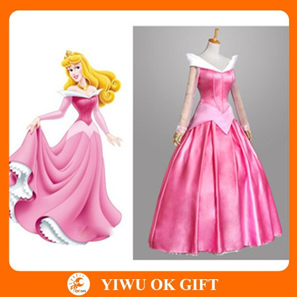 sleeping beauty costume,sleeping beauty princess dresses,sleeping beauty costume adult