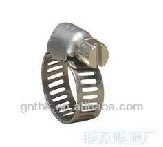 Stainless steel GI hose clamp