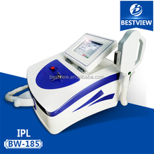 Portable ipl hair removal waxing machine