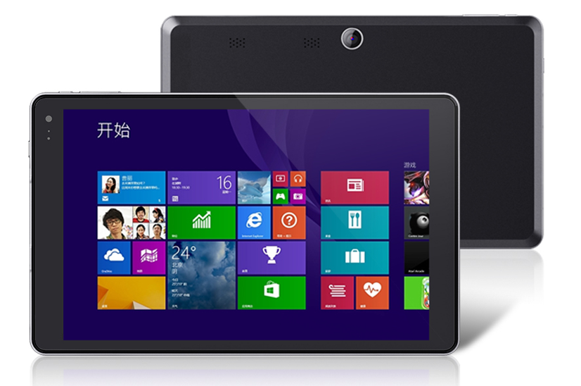 8 inch Win8.1 Android 4.4 Dual OS tablet pc CUBE iWork8 3G / U80GT 3G Phone calling