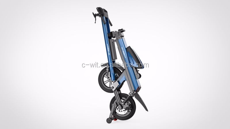 foldable and portable 500W commercial e bike