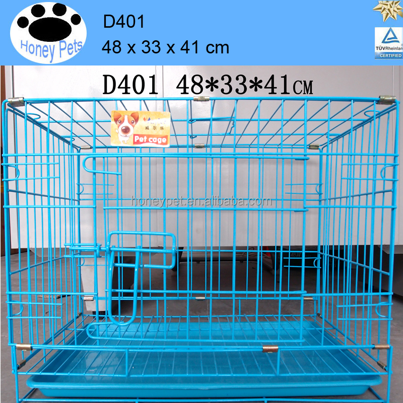 Export to USA and Europe top sale quality cheap wire mesh dog cage petsmart