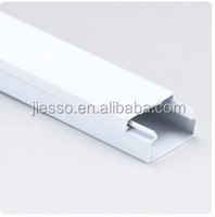 Halogen Free Solid PVC Wiring Cable Trunking,Cable Ducts