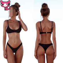 2016 fast delivery hot korea nude sexy micro bikini swimwear for girls