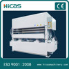 CE ISO 120 tons MDF hot press machine pvc forming press vacuum forming press