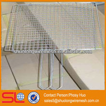 High quality barbecue wire mesh,grill mat factory supplies
