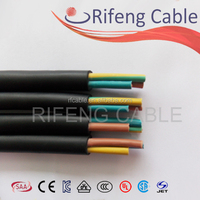 2016 hot Rubber Cable H07RN-F Neoprene VDE approval