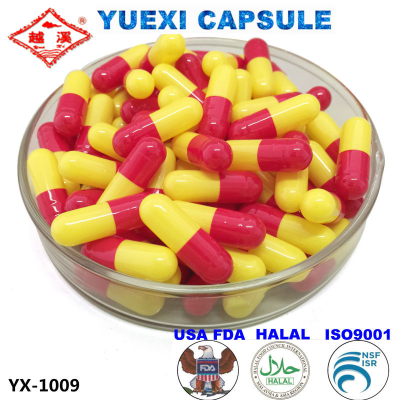 herbal capsule spa capsule medical material empty hard gelatin capsule shell