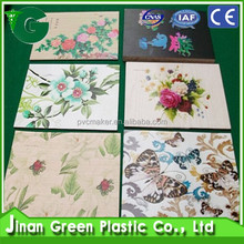 2016 sale pvc paper laminating sheet