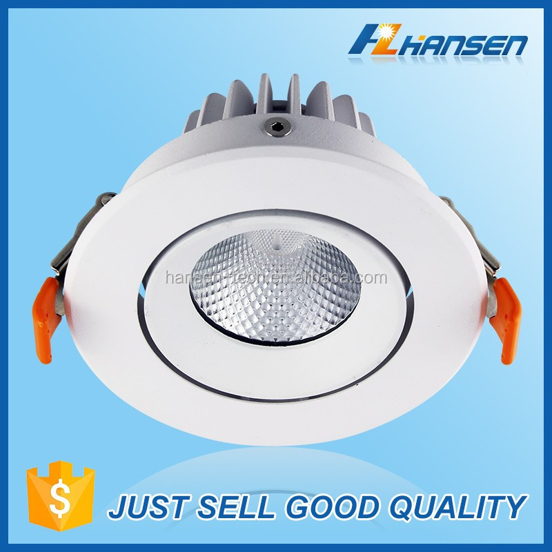 mini downlight manufacturer 107mm cutout downlight 10w led chip 10w IP20 COB downlight dimmable