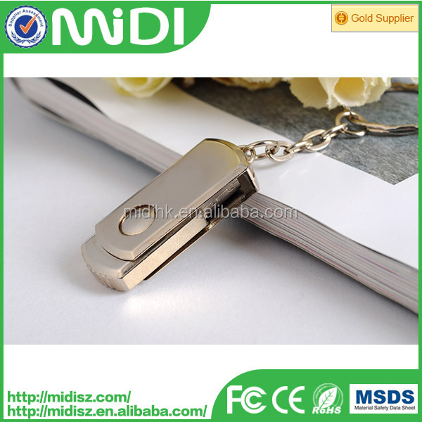 Promotional usb flash drive,key chain flash memory 2.0 best for gift 16gb
