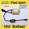 2014 best selling!18months warranty 100% waterproof long lifespan 55w canbus hid kits X5