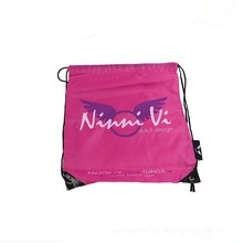 New Coming Wholesale Nylon mesh drawstring bag