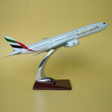 Custom Emirates B777-200 model airplane toy,resin toy plane,aircraft boeing model