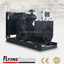 Electronical or Mechanical governor electric generator 100 kw 125 kva diesel generator