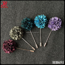 small flower lapel pin for man suit