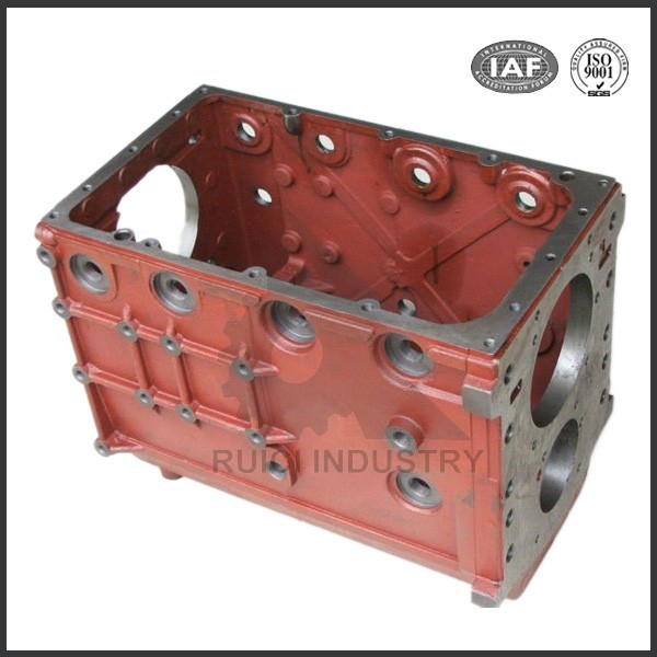 OEM manufacturers die cast 90 degree agricultural reduction gearbox