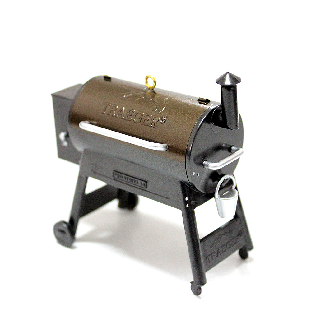 Customized Miniature barbecues Grill Model Figure For promotion