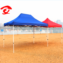 Easy to pop up the beach sunshade tent with high stability