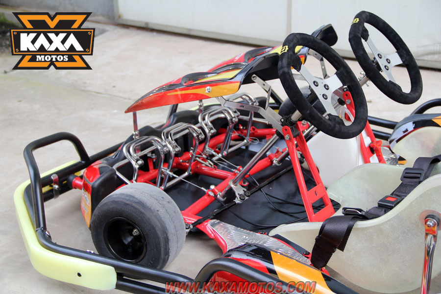 200cc 6.5HP Two Seat Go Kart