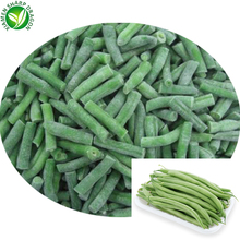 Hot Selling High Quality IQF Export Frozen Cut Green Bean