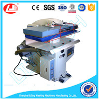 Automatic air control laundry press machine for shirt
