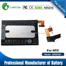 battery management system BO58100 for HTC One mini LTE 601s/One mini LTE NA CSN 1800mAh battery