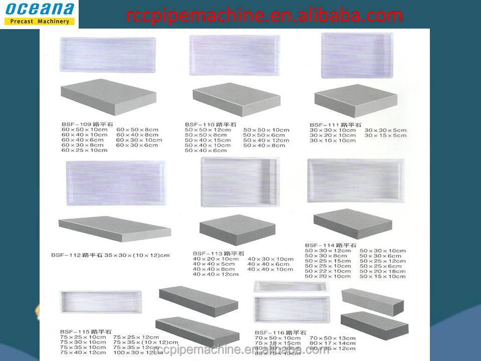 Plastic Mould For Concrete PaversPlastic Rain