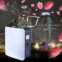 CE Metal Material Wall Mounted Air Freshener,Aroma Air Machine,Electric Aroma Machine