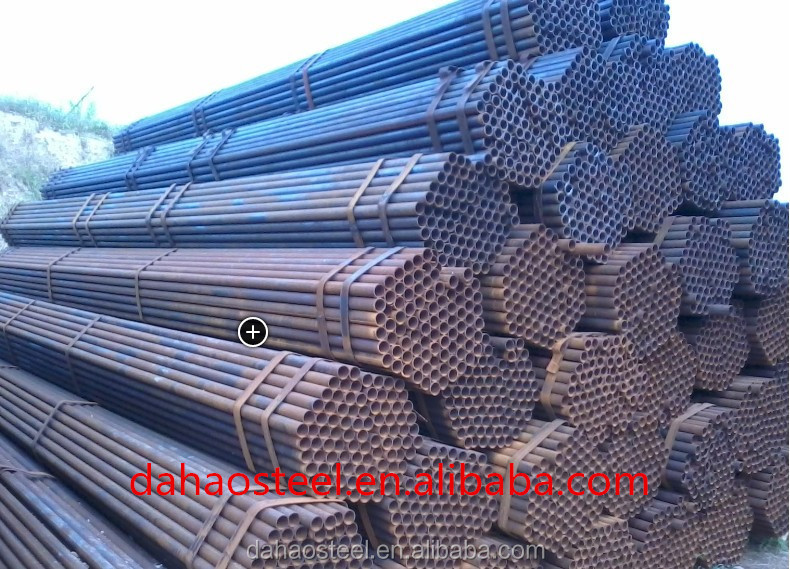 Schedule 40 steel pipe/ pipe steel/iron pipe for building construction