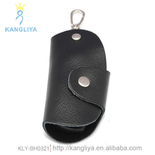 car key chains motorcycle pu leather mini key cover for both man and women