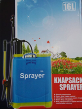 Agricultural hand knapsack sprayer with better price