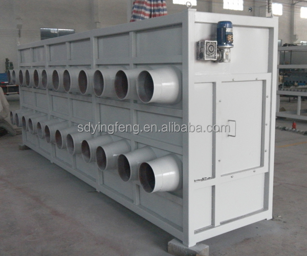 JFG-1225 Flat Low-E Glass toughed tempering furnace with convection