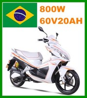 High performance adult electric motorcycle 64V 1500W