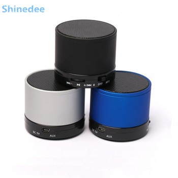 S10 Portable Stereo Digital 2.1 Mini Wireless Bluetooth Speaker