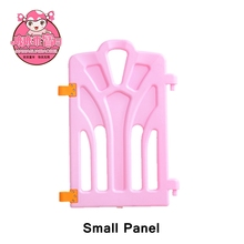 M-01 Small Panel Pink Color Portable Play yard