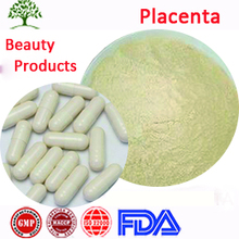 Beauty products Skin Whitening Lamb Horse Placentin Softgel Capsule