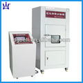 Touch screen microchip battery impact testing machine