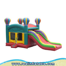2017 hot sale inflatable bouncer combo,The balloon jumping / bouncy castle for sale