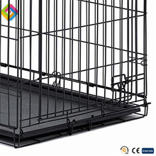 Multi-function breeding pet cage running bed bold reinforced isolation fence