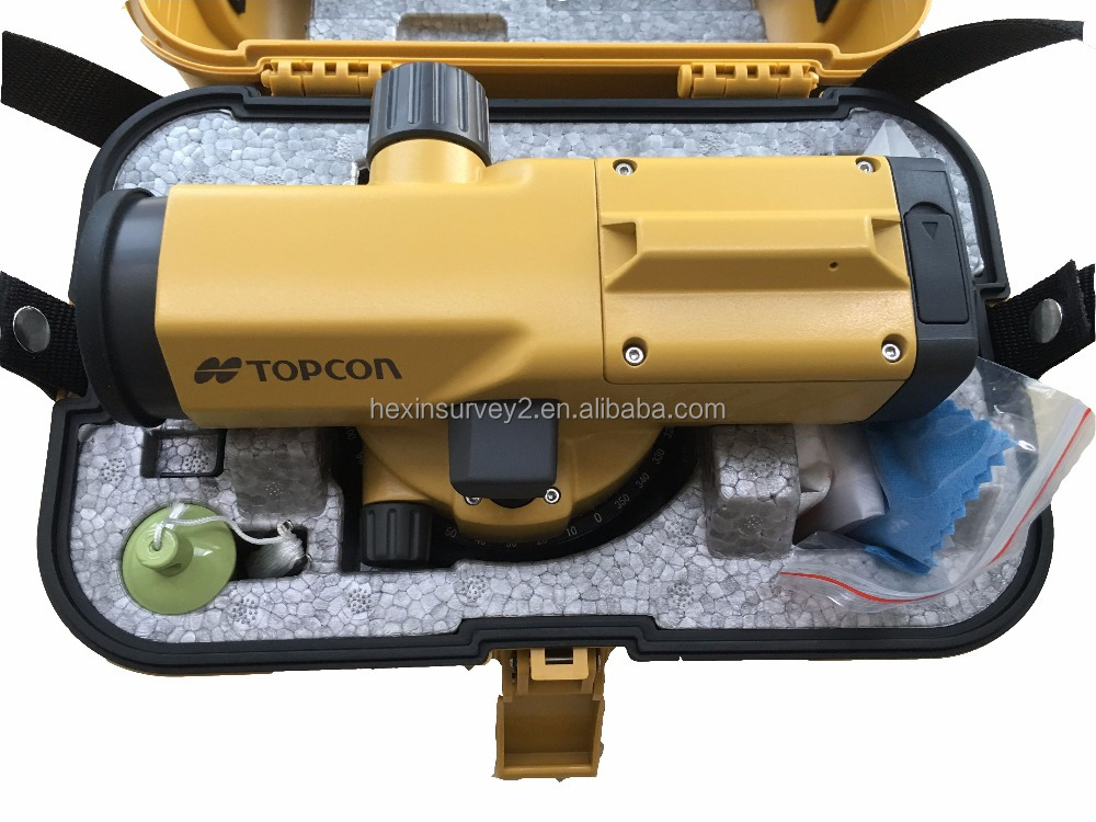 auto laser level Topcon at-B3a Durable Dependable