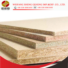 Plain Particle Board for furniture from manufacturing plant