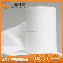 spunlace nonwoven fabric for wet wipes/baby wipes /wet tissue