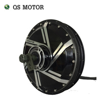 In wheel QS 6000W 273 (45H) V2 Electric Motorcycle Spoke Hub Motor