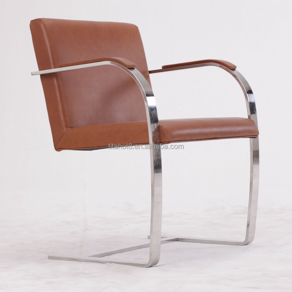 Design Ludwig Mies van der Rohe Brno chair Office chair Heated Office Chair