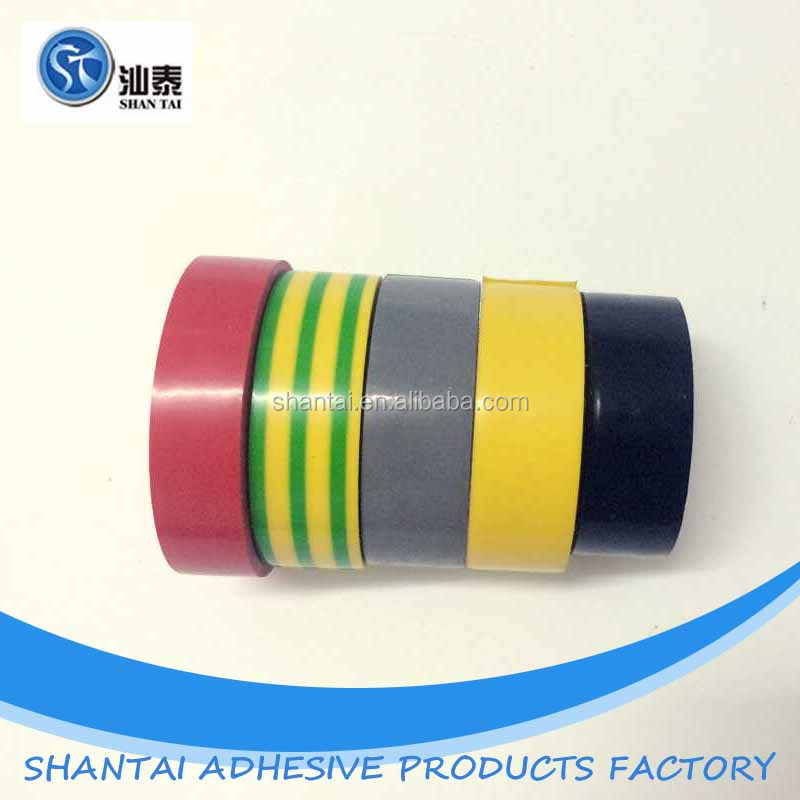hot sale pvc insulation eletrical tape with good hi