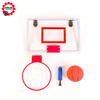 Deluxe portable basketball goal hydraulic wholesale mini basketball hoop