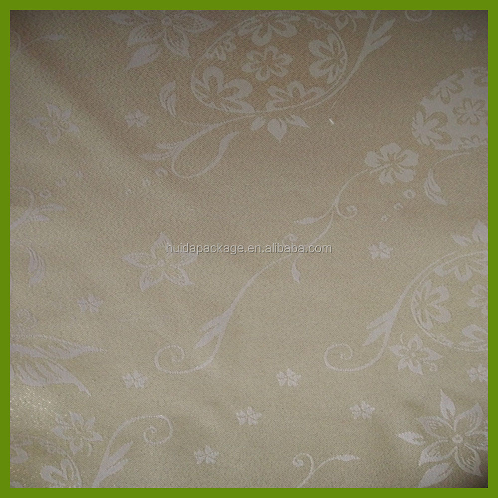 Egg design table cloth for easter promotion of jacquard table cloth linen product