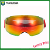 New Frameless Snow Goggles Large Vision